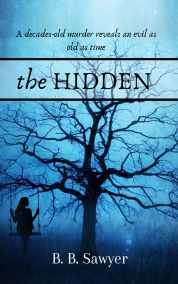 The Hidden ebook cover arapey